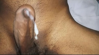 Hot Indian guy went horny
