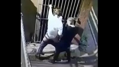 Filmou machos transando na rua