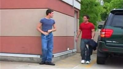 Shaun Ferrara and Benny Argento gayporn