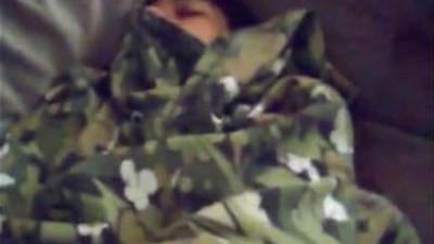Jerking my sleeping friend