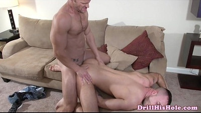 Jessie Colter throat and ass fucked
