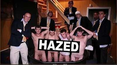 GAYWIRE College Frat Boys Record The Pledges Being Hazed And Its Hilarious