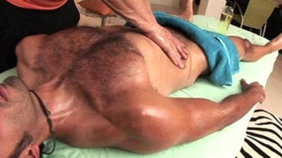 Latino Deep Tissue Massage.