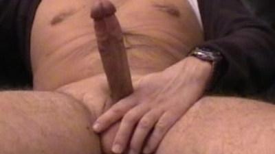 big cock hand free CUM no wank!
