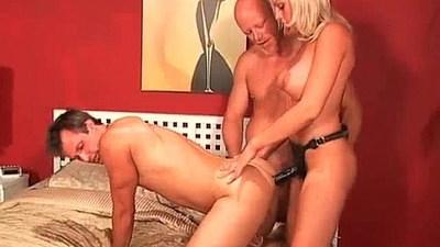 Amazing steamy bi sexual suck and fuck