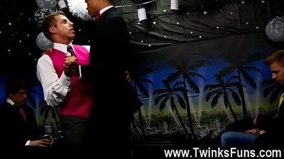 Free gay emo twink bareback movies Its prom time, and you know what