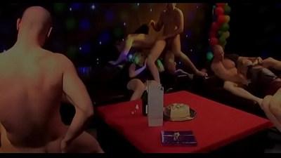 Gay class on how to suck shlong